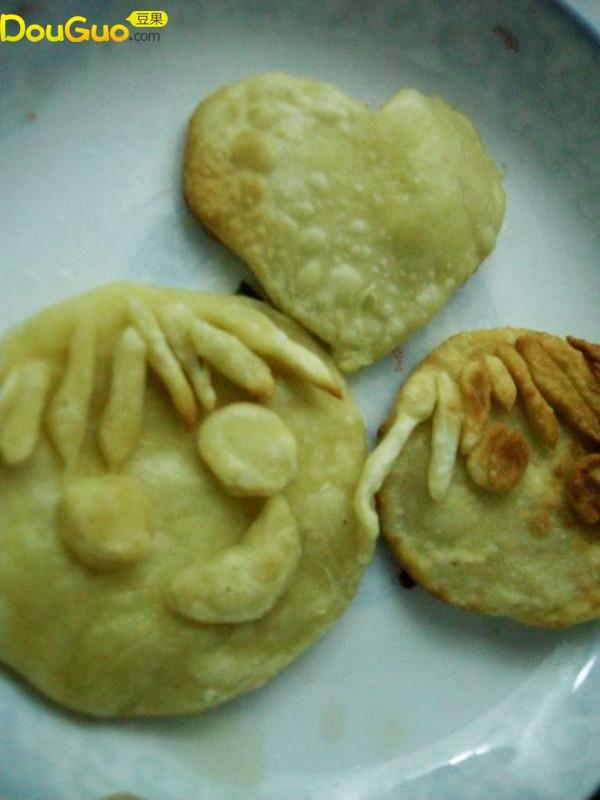 简易趣味煎饼的做法