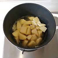 #父亲节,给老爸做道菜#胡萝卜土豆炖牛腩的做法图解4