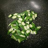 快手菜――美味又营养的鸡蛋秋葵的做法图解7