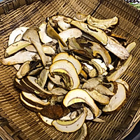 #夏季诱人味道#素炒天然的牛肝菌#非常下饭的做法流程详解3