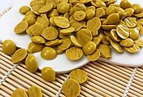 黑芝麻核桃蛋黄溶豆的做法