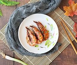 入门菜 宴客菜 豉油皇煎虾的做法