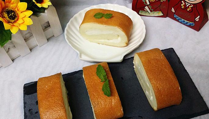 小四蛋糕卷#长帝烘焙节-半月轩#