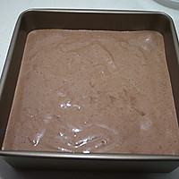 可可奶油果仁蛋糕#美的烤箱菜谱#的做法图解15