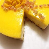 芒果酸奶慕斯蛋糕 8寸