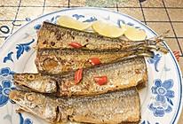 #美食视频挑战赛#香煎秋刀鱼的做法