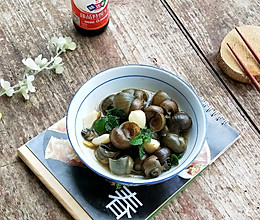 #福气年夜菜#吮指田螺煲的做法