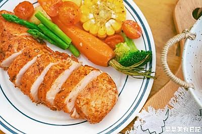 低温慢煮鸡胸肉 原汁原味