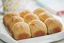 低脂低糖黄豆粉挤挤小面包的做法
