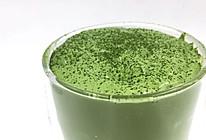 仿400次抹茶奶茶,简单快手,醇厚奶香配上抹茶清香,一口下去的做法