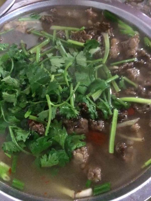 正宗温州牛杂汤的做法