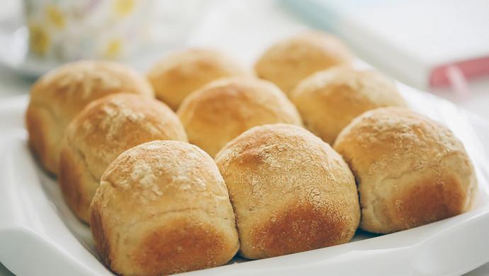 低脂低糖黄豆粉挤挤小面包