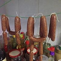 黑胡椒香肠的做法图解6