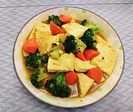 爱吃豆腐的咖喱酱的做法