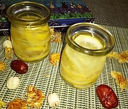 柠檬生姜茶的做法