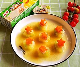 #饕餮美味视觉盛宴#虾滑蒸冬瓜的做法