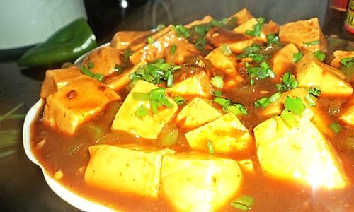 红烧辣豆腐的做法