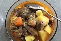 泰式咖喱牛肉的做法