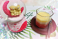 QQ糖果冻布丁的做法