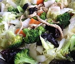 健康蔬菜大杂烩的做法