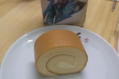 适合新手的奶油蛋糕卷
