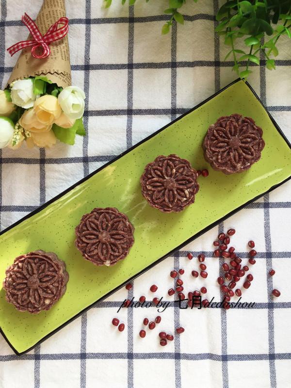 自制红豆糕or红豆沙的做法