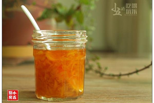 冰糖柚子茶的做法