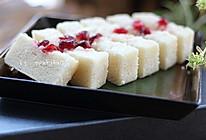 粘米粉牛奶发糕的做法