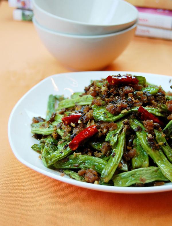 最上瘾的绝味川菜——干煸四季豆的做法