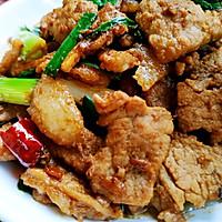 #肉食主义狂欢#生炒回锅肉的做法图解12