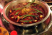 重庆牛油老火锅的做法