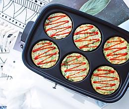 胡萝卜香菜鸡蛋饼的做法