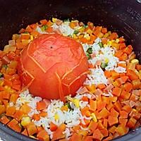 番茄饭的做法图解8