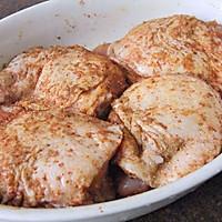 不用一滴油的-- 烤箱版炸鸡 的做法图解1