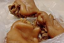 卤猪蹄的做法