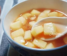 山楂苹果酪_和胃+健脾的做法