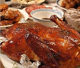 家庭版北京烤鸭的做法