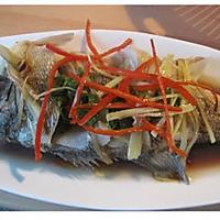 葱油鲈鱼的做法图解7