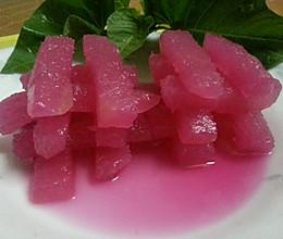 让人心动的胭脂冬瓜的做法