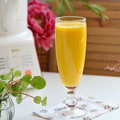 玉米南瓜汁