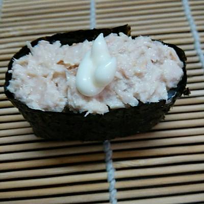 寿司的做法 步骤5