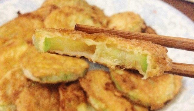 西葫芦饼的做法