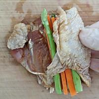 #秋天怎么吃# 鸡肉卷的做法图解3