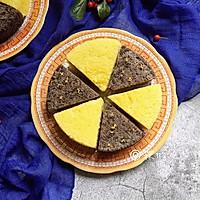 蒸蛋糕双拼的做法图解14
