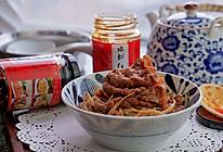 红油拌牛肉的做法