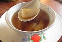 紫灵芝山药汤--紫灵芝降血糖食谱的做法