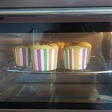 蔓越莓纸杯蛋糕