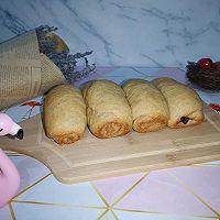 全麦红豆餐包(减脂菜单)的做法图解16