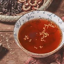 洛神酸梅汤:煮出让人心跳的红色