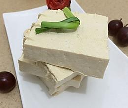 自制白醋豆腐的做法